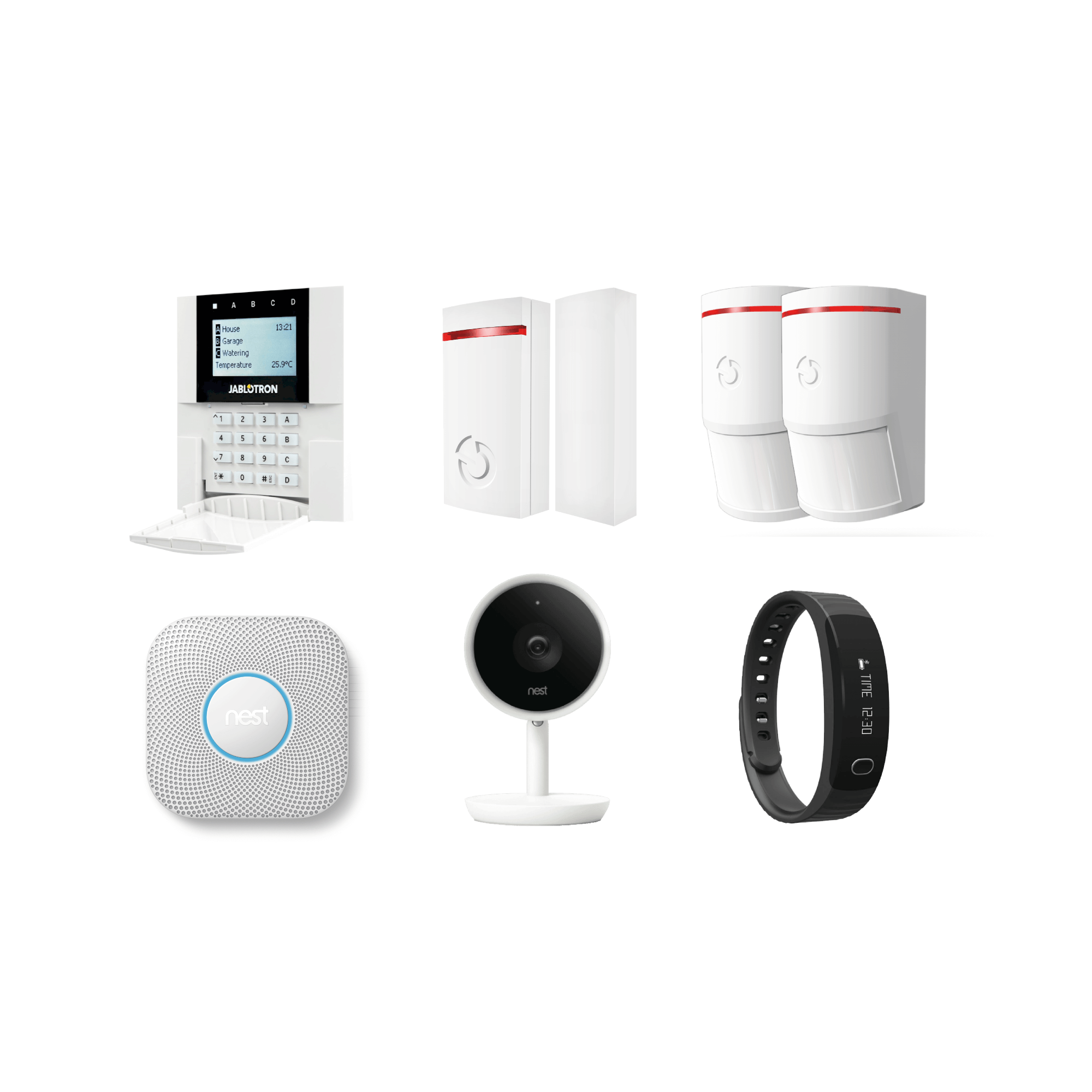 Smart Safe Smarthome pakket